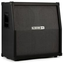 "Line 6 Spider 5 412 120-watt 4x12"" Slant Extension Cabinet"