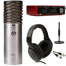 Aston Microphones Spirit Recording Package