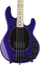 Ernie Ball Music Man StingRay 4 H 3-EQ - Firemist Purple, Maple Fingerboard