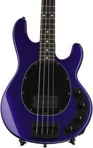Ernie Ball Music Man StingRay 4 H 3-EQ - Firemist Purple, Rosewood Fingerboard