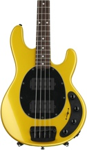 Ernie Ball Music Man StingRay 4 HH - Firemist Gold, Rosewood Fingerboard