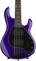 Ernie Ball Music Man Stingray 5 HH - Firemist Purple, Rosewood Fingerboard