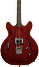 Guild Starfire Bass - Cherry Red