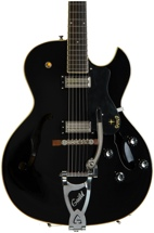 Guild Starfire III with Guild Vibrato - Black