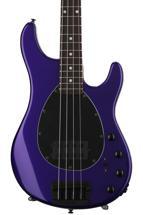 Ernie Ball Music Man Sterling 4 H - Firemist Purple, Rosewood Fingerboard