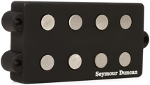 Seymour Duncan SMB-4A Alnico Music Man Replacement Pickup - Black