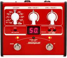 Vox StompLab IB Bass Modeling Effects Pedal
