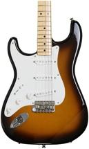 Fender American Vintage '56 Stratocaster, Left-handed - 2-color Sunburst with Maple Fingerboard