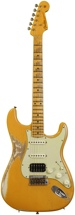 Fender Custom Shop Sweetwater Mod Squad '62 Stratocaster - Butterscotch, Hvy Relic