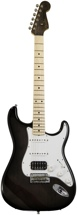 Fender Custom Shop Sweetwater Mod Squad '62 Stratocaster - Trans Ebony, Glossy