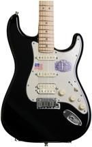 Fender American Deluxe Strat HSS - Black