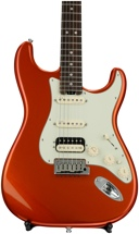 Fender American Elite Stratocaster HSS Shawbucker - Autumn Blaze Metallic with Rosewood Fingerboard