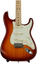 Fender American Elite Stratocaster - Tobacco Sunburst with Maple Fingerboard