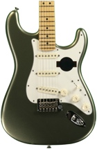 Fender American Standard Stratocaster - Jade Pearl Metallic with Maple Fingerboard