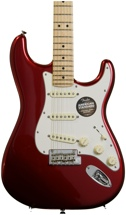 Fender American Standard Stratocaster - Mystic Red with Maple Fingerboard