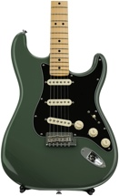 Fender American Professional Stratocaster - Antique Olive with Maple Fingerboard