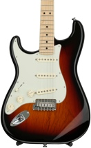 Fender American Professional Stratocaster Left-Handed - 3-color Sunburst with Maple Fingerboard