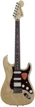 Fender FSR American Special Stratocaster HSS - Natural, Ash Body