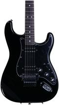 Fender Blacktop Strat HH Floyd Rose - Floyd Rose Black