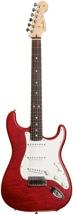 Fender Custom Shop 2014 Custom Deluxe Stratocaster - Candy Apple Red