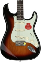 Fender Classic Player _??60s Stratocaster - 3-color Sunburst with Rosewood Fingerboard