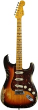 Fender Custom Shop Sweetwater Special '57 Stratocaster - Antique Burst, Heavy Relic