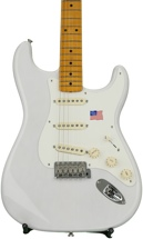 Fender Eric Johnson Stratocaster - White Blonde with Maple Fingerboard