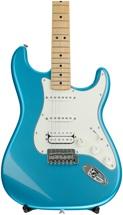 Fender Standard Stratocaster HSS - Lake Placid Blue with Maple Fingerboard