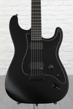 Fender Jim Root Stratocaster - Flat Black with Ebony Fingerboard