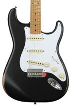 Fender Road Worn '50s Stratocaster - Black with Maple Fingerboard