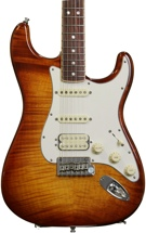 Fender American Select Stratocaster HSS - Tobacco Burst