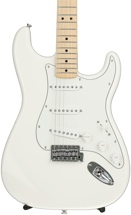 Fender Standard Stratocaster - Arctic White with Maple Fingerboard