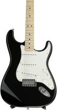 Fender Standard Stratocaster - Black, Maple fingerboard