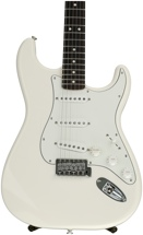 Fender Standard Stratocaster - Arctic White with Rosewood Fingerboard