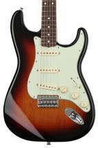 Fender Robert Cray Standard Stratocaster - 3-color Sunburst, Rosewood fingerboard