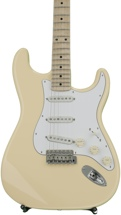 Fender Yngwie Malmsteen Stratocaster - Vintage White with Maple Fingerboard