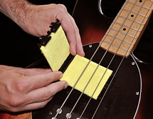 Tone Gear Bass Guitar String Cleaner
