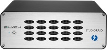 Glyph StudioRAID Thunderbolt 2 - 2TB Desktop Hard Drive