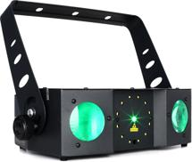 Chauvet DJ Swarm 4 FX 3-in-1 Moonflower/Laser/Strobe Effect