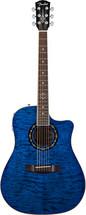 Fender T-Bucket 300 CE - Transparent Blue