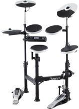 Roland V-Drums Portable TD-4KP Electronic Drum Kit