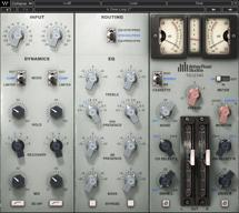 Waves Abbey Road EMI TG12345 Channel Strip Plug-in