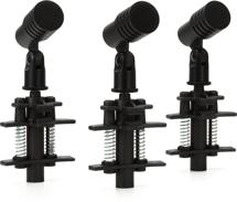 Beyerdynamic TG D35D Drum Microphone with Clip - Triple Pack