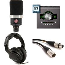 Neumann TLM102MT - Apollo Twin Duo mkII Recording Package