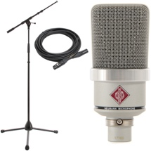 Neumann TLM 102 Package - Nickel