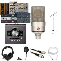 Neumann TLM 103 Nickel + Apollo Twin Duo MKII