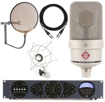 Neumann TLM 49 with Manley Core