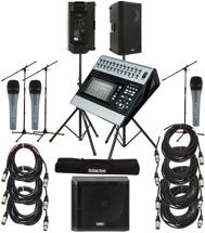 QSC TouchMix-30 Pro Complete Live Sound Pack