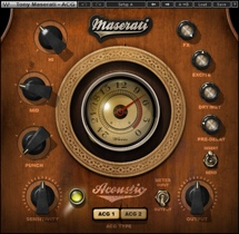 Waves Maserati ACG Acoustic Guitar Designer Plug-in