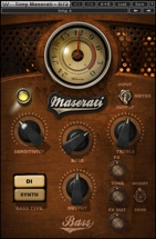 Waves Maserati B72 Bass Phattener Plug-in